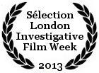 London Investigative Film Week