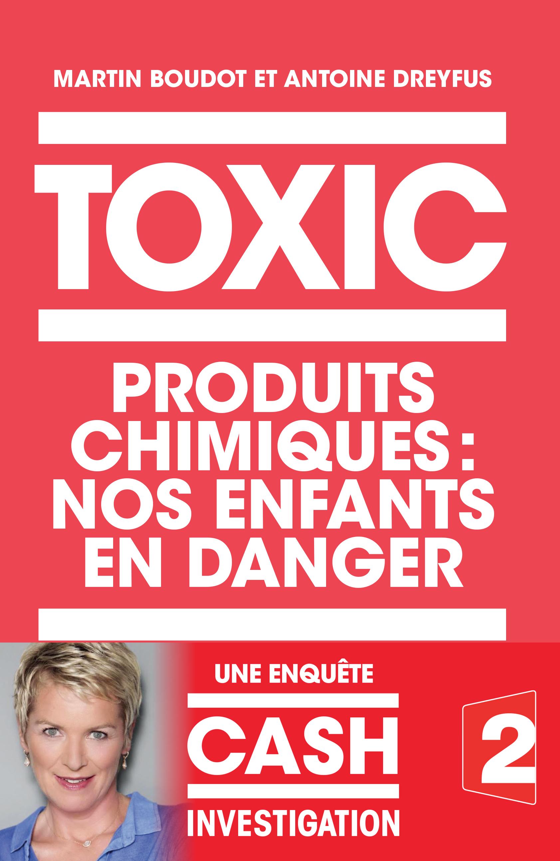 Toxic livre avec bande