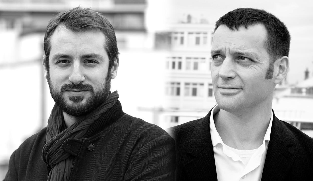Benoit Bringer et Edouard Perrin ont mené l'enquête sur les Panama Papers pour Cash Investigation