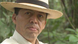 Portrait de Pablo Fajardo grande