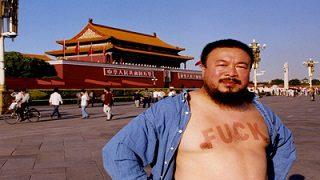 Chine : les nouveaux dissidentsdes artistes en guerre contre le pouvoir grande