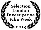 London Investigative Film Week